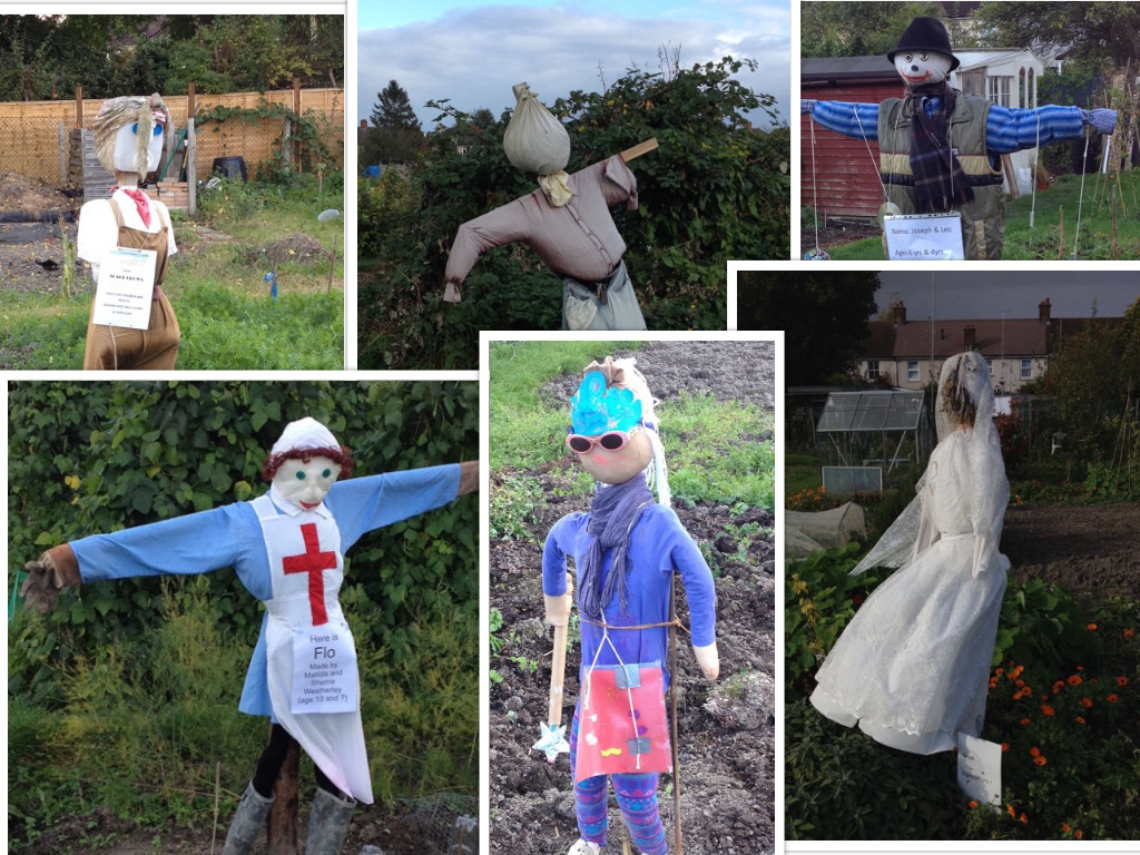 Scarecrows: Class of 2015